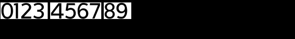 Duty-Regular Font OTHER CHARS