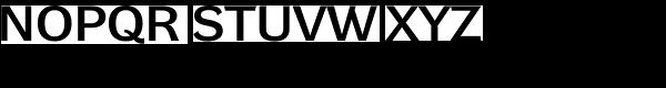 DynaGrotesk Pro 53 Font UPPERCASE