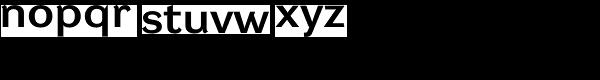 DynaGrotesk Pro 53 Font LOWERCASE