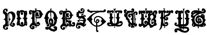 Enchiridion Font UPPERCASE