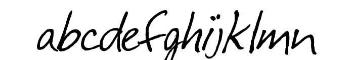 festus! Font LOWERCASE