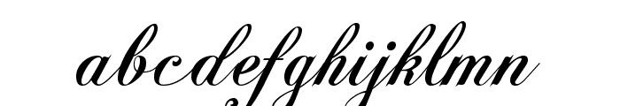 Flaemische Kanzleischrift Font LOWERCASE