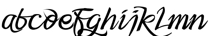 Fmiring Campotype One Font LOWERCASE