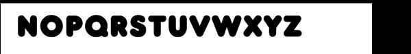 Frankfurter™ Font UPPERCASE