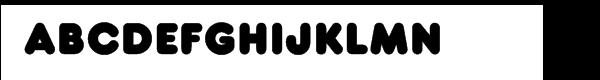 Frankfurter™ Font LOWERCASE