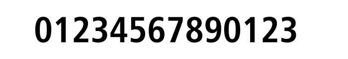 freeset demi bold font