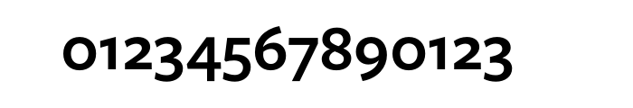 Freight Sans Pro Semibold OT Font OTHER CHARS