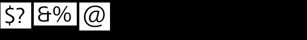 Frutiger Next Com Regular Font OTHER CHARS