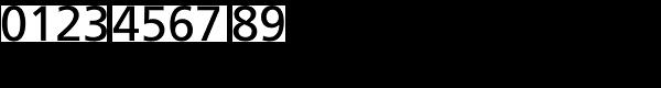 Frutiger Roman Font OTHER CHARS