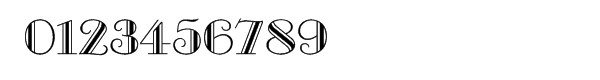 Gallia™ Font OTHER CHARS