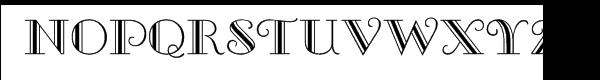 Gallia™ Font LOWERCASE