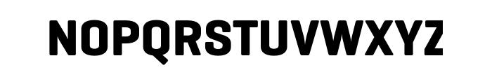 Geogrotesque Bold OT Font UPPERCASE