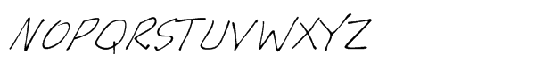 GFY Jacks Blue Print Regular Font UPPERCASE