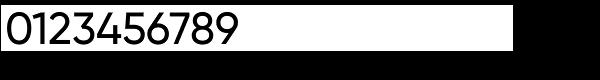 Gilroy Medium Font OTHER CHARS