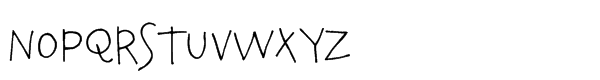 Good Kitty Regular Font UPPERCASE