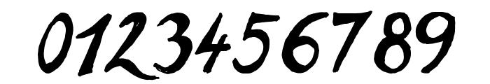 goodvibesregular Font OTHER CHARS