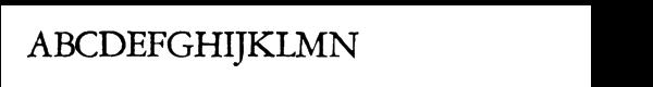 Grit Primer™ Titling Font UPPERCASE