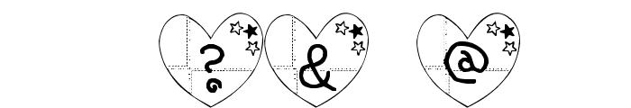 ha-Font Font OTHER CHARS