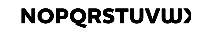 Houschka Pro Extra Bold Font UPPERCASE