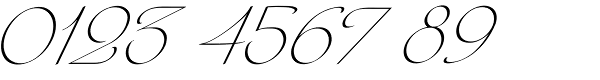 Intima Script One Font OTHER CHARS