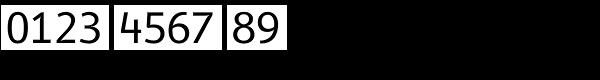ITC Chino Std Font OTHER CHARS