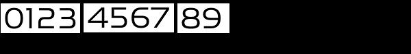 ITC Handel Gothic Com Regular Font OTHER CHARS