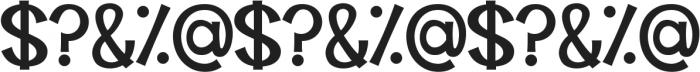 Janda Capslock Ttf 400 Font What Font Is