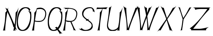 JBLames Font UPPERCASE