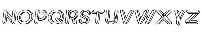 JohanVaaler BoldItalic Font UPPERCASE