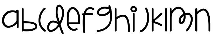 Kimble Font Font UPPERCASE