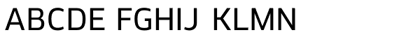 Kobern Medium Font UPPERCASE