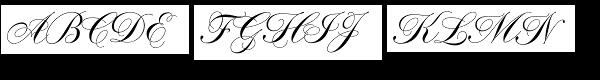 Libelle Pro Regular Font UPPERCASE