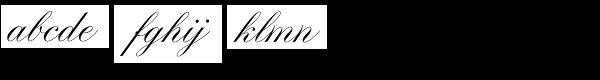 Libelle Pro Regular Font LOWERCASE