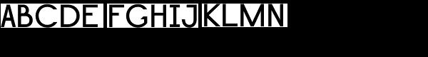 Lightbox SC-Bold Font UPPERCASE