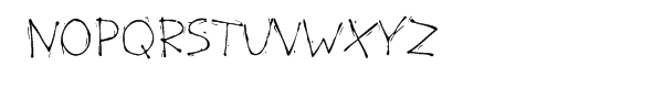Lobat Font UPPERCASE