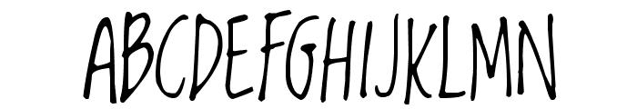 LovedbytheKing Font UPPERCASE