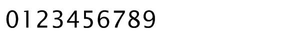 Lucida® Sans Std Roman Font OTHER CHARS