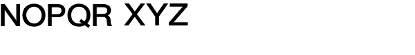 Luzaine-Reg Bold Font UPPERCASE