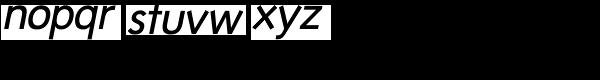 Mein Schatz Bold Italic Font LOWERCASE