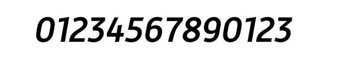Mic 32 New Medium Italic Pro Font OTHER CHARS