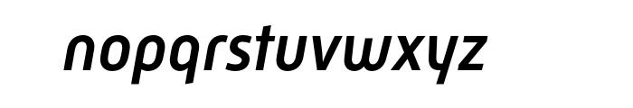Mic 32 New Medium Italic Pro Font LOWERCASE