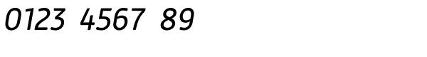 Mic32 New Rounded Italic Font OTHER CHARS