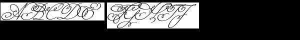 Miss Fajardose Font UPPERCASE