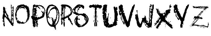 mis Font UPPERCASE