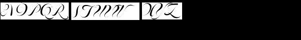 Mommie Regular Font UPPERCASE