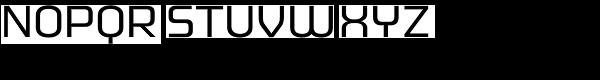 Morgan Bg2 Regular Font LOWERCASE