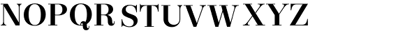 Narziss Text SemiBold Drops Font UPPERCASE