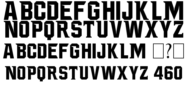NCAA Michigan St Spartans free Font