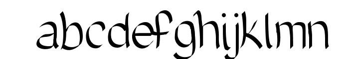 Neodymium Font LOWERCASE