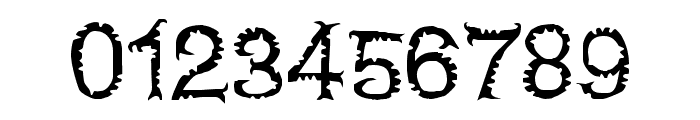 Netherworld Font OTHER CHARS